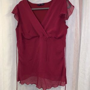 Formal ENCORE Blouse - size 16